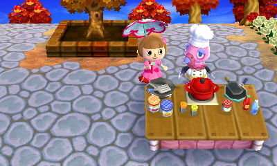 Kitchen Island Acnl animal crossing new leaf: day 15 | sosostris