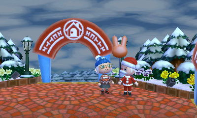 Kokuto in the HHA Plaza