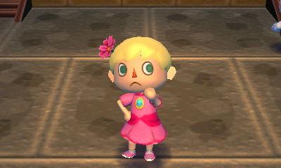 Strange Animal Crossing New Leaf Day 52 Sosostris Com Short Hairstyles Gunalazisus