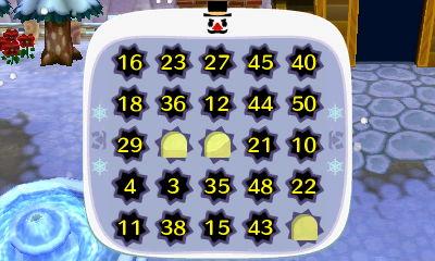 new bingo card