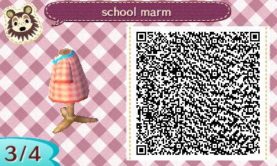 School Marm 3 (left sleeve)