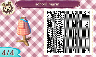 School Marm 4 (right sleeve)