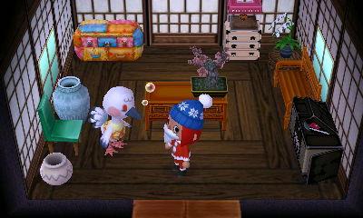 dozing shinobu