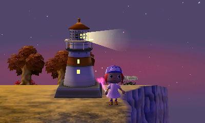 Jisuna's lighthouse