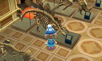 completed stegosaurus