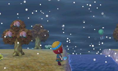 balloon in a blizzard