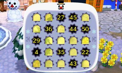 holy bingo card