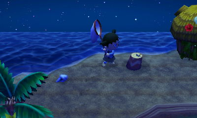 Catch Bugs On Island New Leaf
