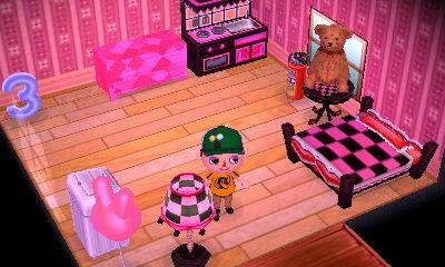Ryuuji's emasculating room