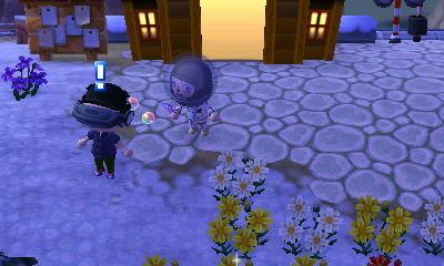 Kokuto brought me bubbles