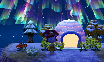 comment avoir les meubles glace dans animal crossing new leaf