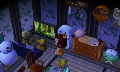 teddy bears watching tv ♥