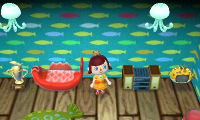 fishing tourney room