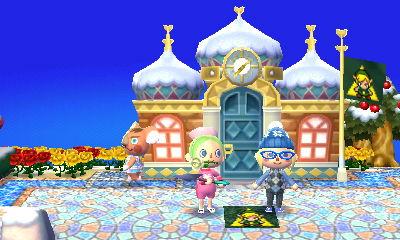 Fairy Tale town hall