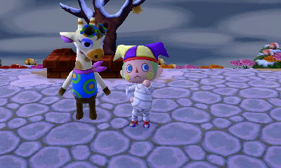 """How do you think Gracie liked my """"crazy"""" outfit? Find out tomorrow!"""