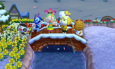 New Bridge Party!