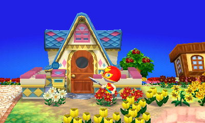 Taiga's house is almost entirely fairy tale. I just need the door.