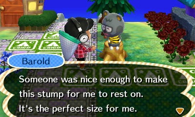 That would be me, your friendly mayor. BTW ignore the camp signs everywhere. Should be fixed by tomorrow...