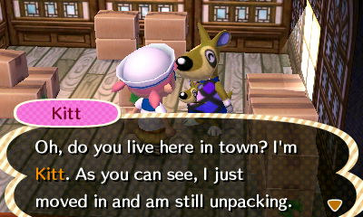 Not only do I live in town. I am the mayor. If only I had more power. Darn you checks and balances!