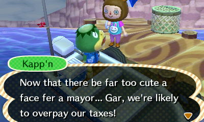 Please overpay! I need the money for that campsite!