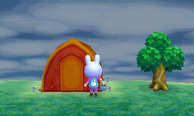 Ooooh I wonder who's inside!
