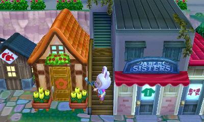 The pretty little garden store