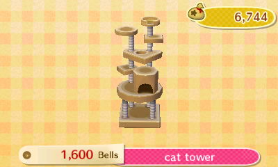Best Buy Cat Tower DLC