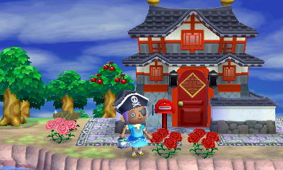 Exteriors On Customized Homes Animal Crossing Community