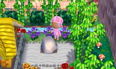 I love all the zen gardens