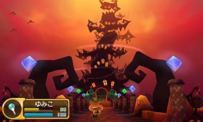 spooky castle!