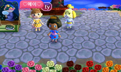 animal crossing new leaf us mambo in the summer