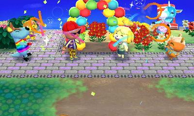 Animal Crossing Playground Path Qr Codes