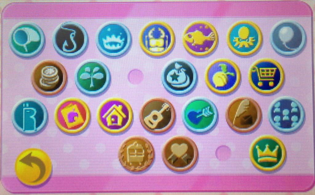 Yumi's Badges