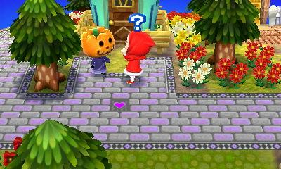 Animal Crossing New Leaf US: the Czar of Halloween | sosostris.com