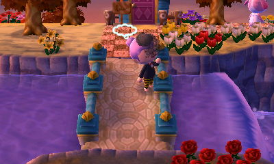 I like the bridge right by the waterfall. I wonder if I have room for one in Kasen...