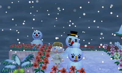 My snow family thus far