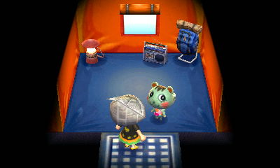 And I can't move in cute campers like Mint if no one ever leaves...