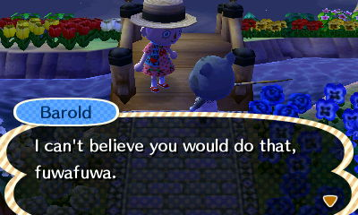 [fuwafuwa is fluffy in Japanese btw. It's Shep's catchphrase...]