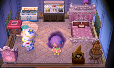 Image gallery tia acnl for Modern house acnl