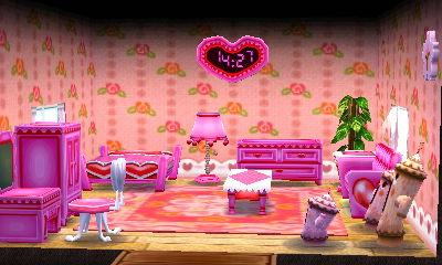Lottie's lovely room